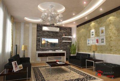 طراحی دکوراسیون داخلی505-01 |خانه معمار