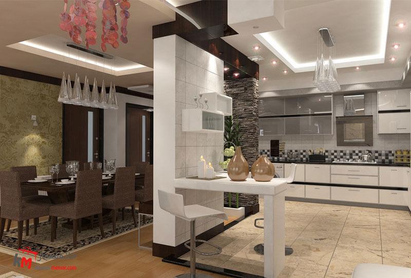 طراحی دکوراسیون داخلی505-04 |خانه معمار
