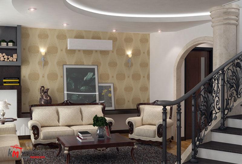 طراحی دکوراسیون داخلی 541-03|خانه معمار