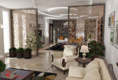 طراحی دکوراسیون داخلی 548- 01|خانه معمار