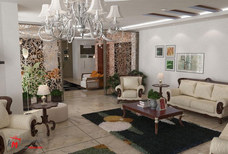 طراحی دکوراسیون داخلی 548- 02|خانه معمار