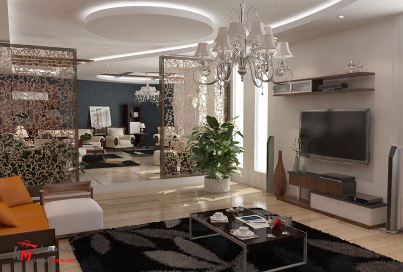 طراحی دکوراسیون داخلی 548- 04|خانه معمار