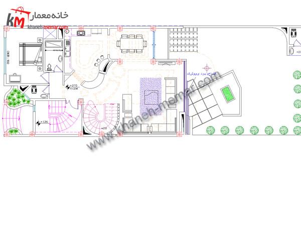 خانه تمام دوبلکس طبقه اول