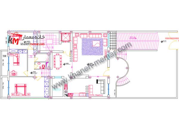 خانه دوبلکس طبقه اول