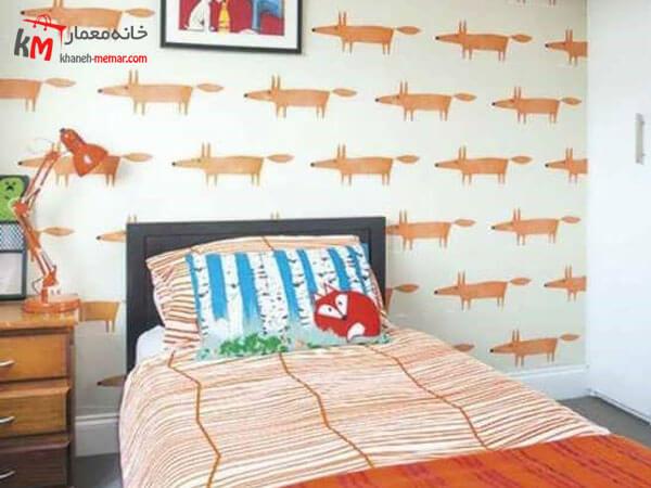 دکوراسیون اتاق خواب پسران خردسال دکوراسیون داخلی اتاق خواب پسرانه