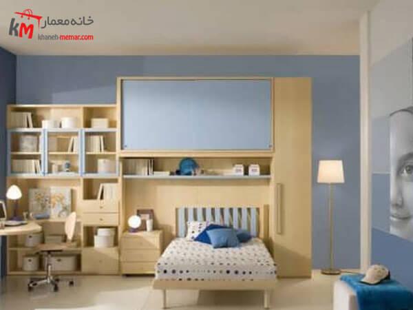دیزاین اتاق خواب پسران طراحی داخلی اتاق خواب پسرانه نوجوان