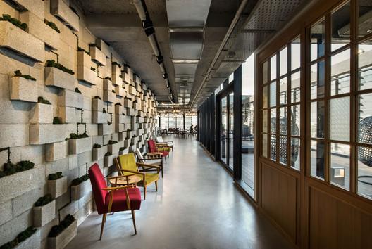 طراحی معماران Fiverr / Setter
