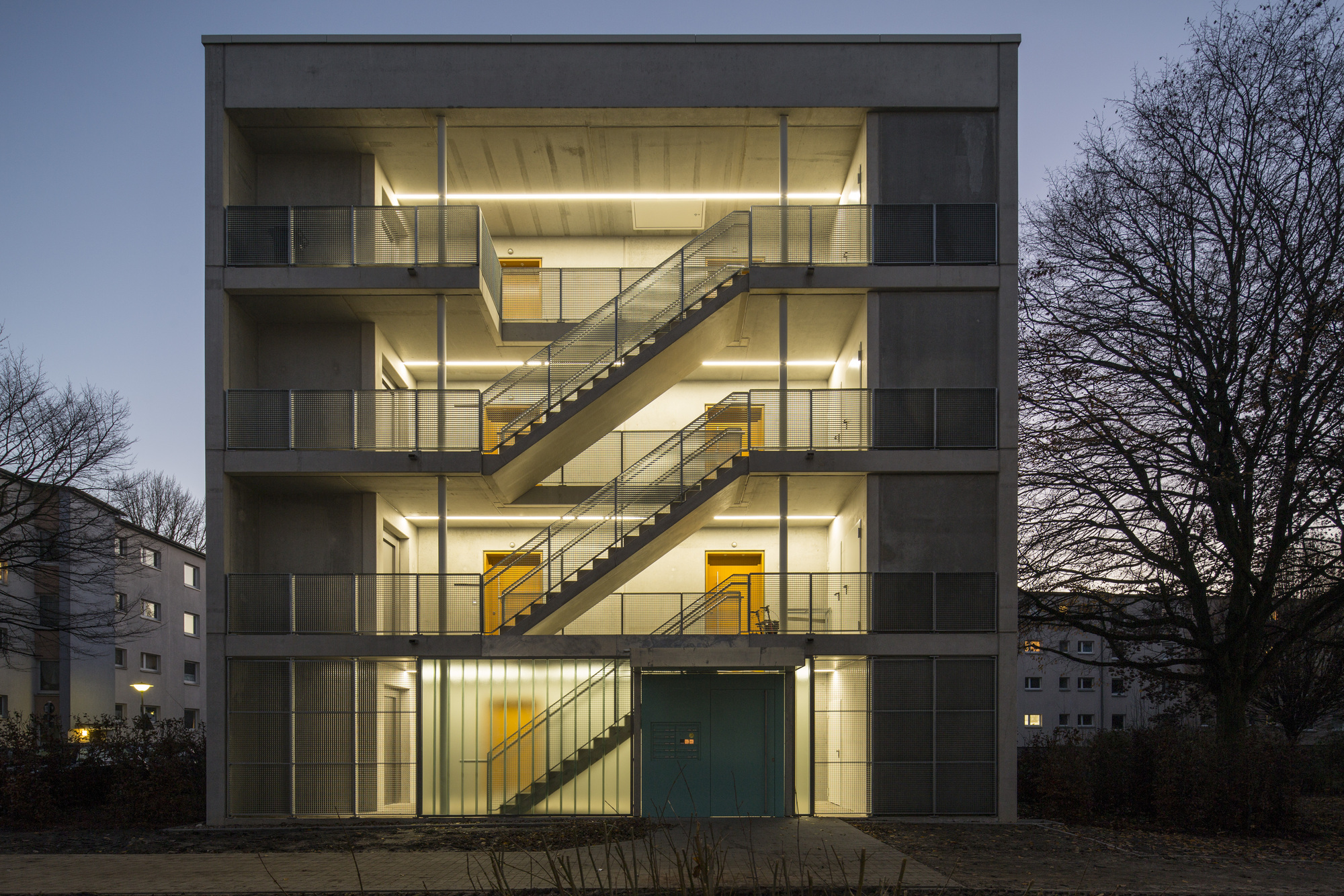 Bremer Punkt / Lin Architects Urbanists