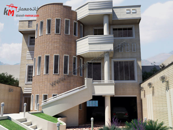 دانلود معماری مسکونی