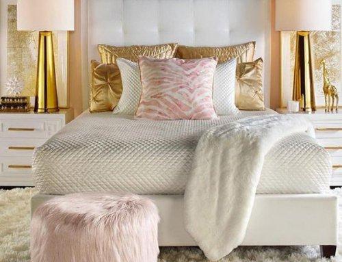 شیک ترین ترکیب رنگ اتاق خواب دخترانه 2020