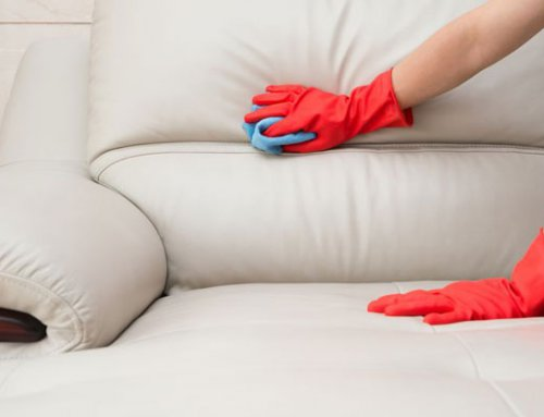 تمیز کردن مبل و لکه زدایی آن بهتر از حر فه ایی ها!! فقط در 5 مرحله
