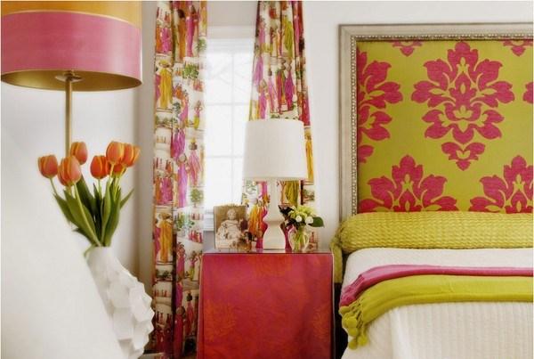 رنگهای خسته کننده برایاتاق خواب دخترانه پرطرفدارترین رنگ ها برای اتاق خواب دخترانه