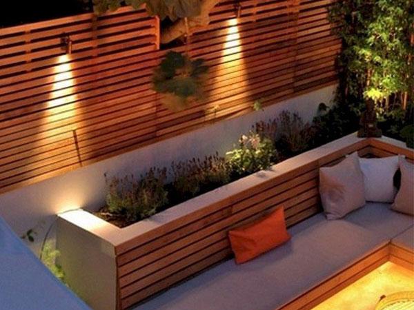 طراحی بام سبز بر پشت بام