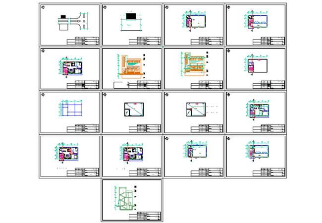 دانلود پلان ساده 12.8×8