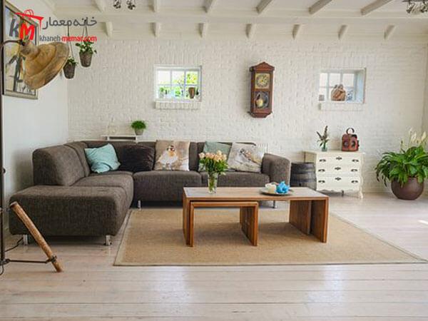 مبلمان راحتی Relief sofa فوق العاده زیبا مبلمان فلزی و چوبی