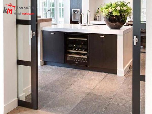 کاریرد پارکت و استفاده از پارکت در آشپزخانه