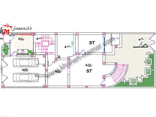 منزل ویلایی 381-2