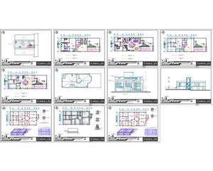 پیشنمایش دانلود نقشه معماری