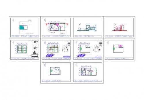 پیشنمایش منزل مسکونی