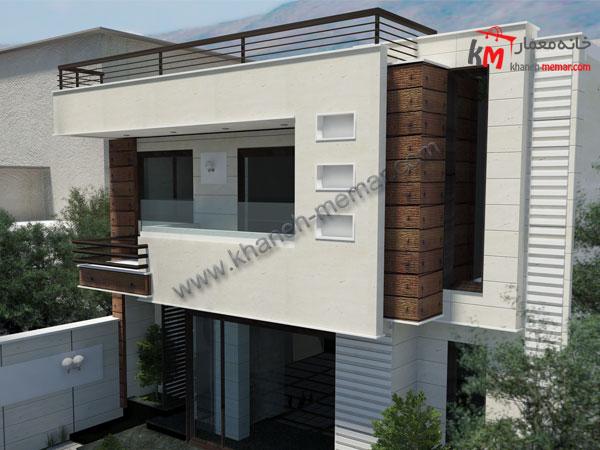 خانه دو طبقه