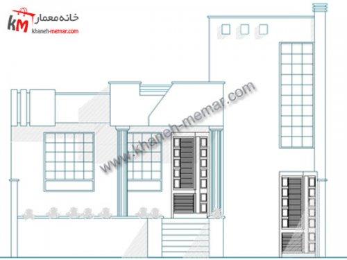 معماری خانه مسکونی
