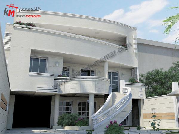 نمای مدرن Building Facade
