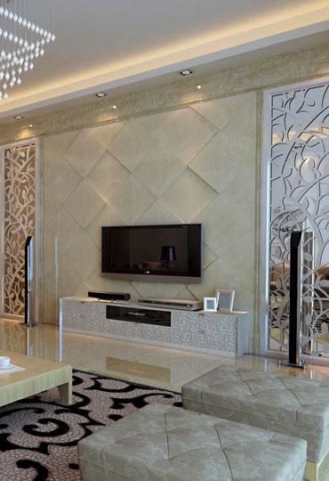 طراحی دکوراسیون داخلی |میز تی وی2 |خانه معمار