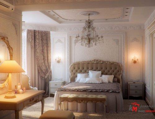 اتاق خواب نمونه 05