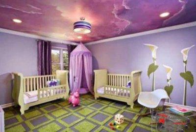 اتاق خواب کودک - نمونه 11|خانه معمار