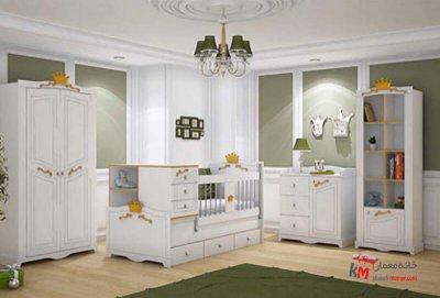 اتاق خواب کودک - نمونه 13|خانه معمار