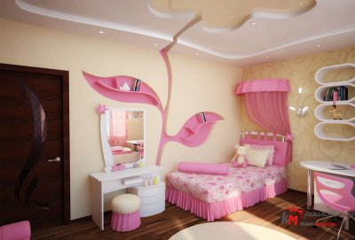 اتاق خواب کودک - نمونه 14|خانه معمار