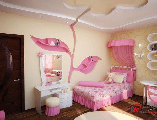 اتاق خواب کودک نمونه 14