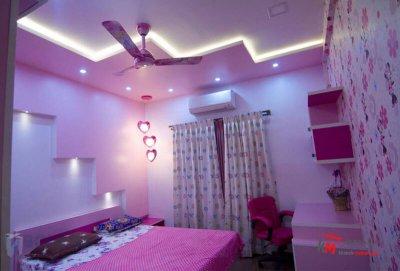 اتاق خواب کودک - نمونه 15|خانه معمار