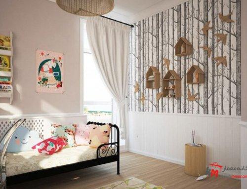 اتاق خواب کودک نمونه 16