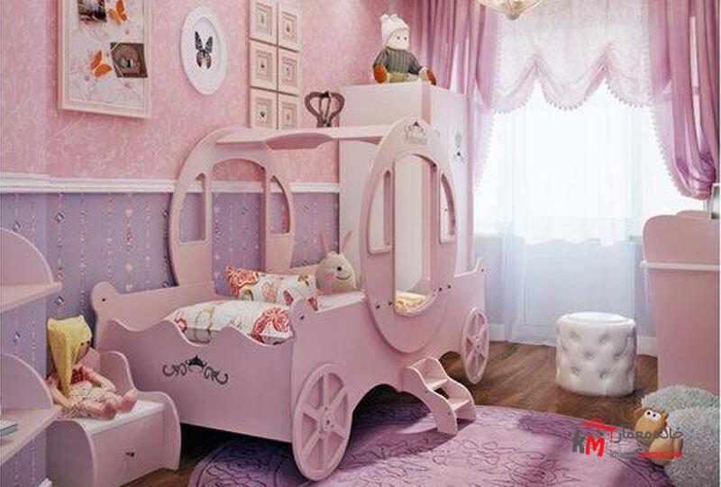 اتاق خواب کودک - نمونه 18|خانه معمار