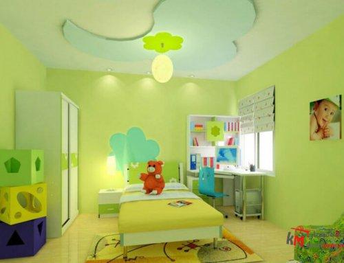اتاق خواب کودک نمونه 19