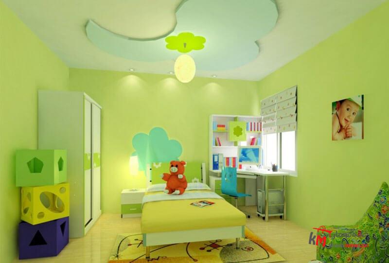 اتاق خواب کودک - نمونه 19|خانه معمار