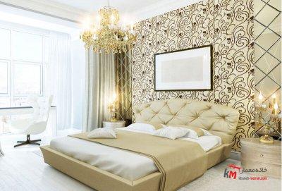 اتاق خواب نمونه 01 |خانه معمار