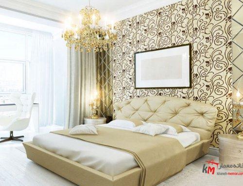اتاق خواب نمونه 01