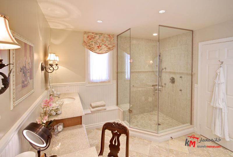 حمام و سرویس بهداشتی نمونه 28|خانه معمار