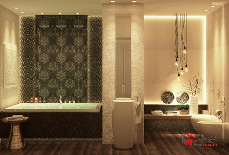 حمام و سرویس بهداشتی نمونه 29|خانه معمار