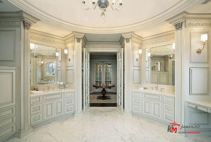 حمام و سرویس بهداشتی نمونه 30|خانه معمار