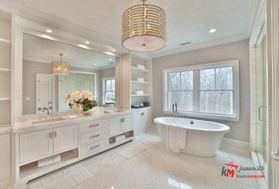 حمام و سرویس بهداشتی نمونه 32|خانه معمار
