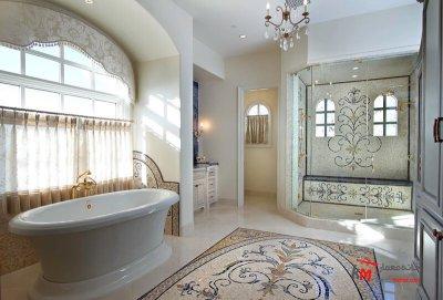 حمام و سرویس بهداشتی نمونه 35|خانه معمار