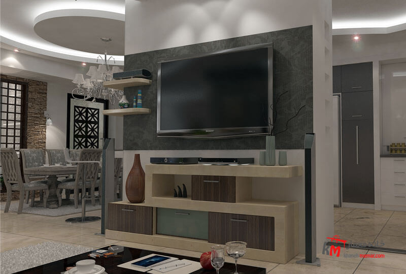 طراحی دکوراسیون داخلی خیابان آزادگان- 401-01 |خانه معمار