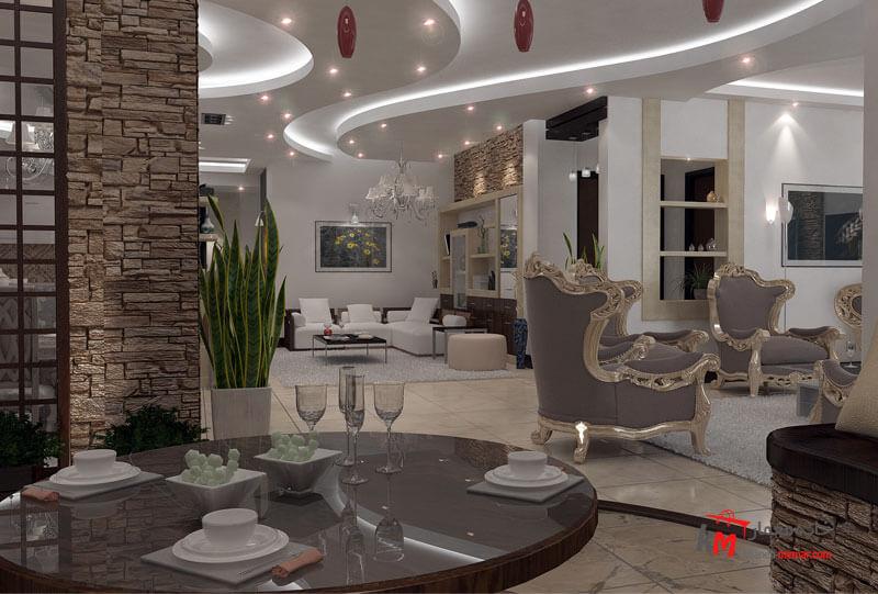 طراحی دکوراسیون داخلی خیابان آزادگان- 401-10 |خانه معمار