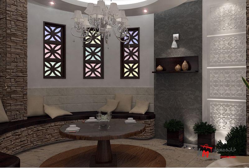 طراحی دکوراسیون داخلی خیابان آزادگان- 401-06 |خانه معمار