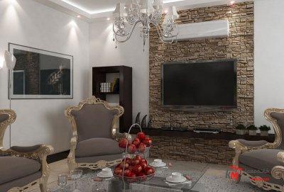طراحی دکوراسیون داخلی خیابان آزادگان- 401-09 |خانه معمار