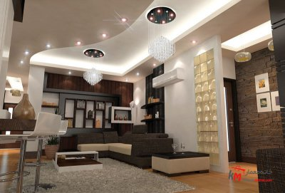 نمونه کارهای طراحی دکوراسیون409-001|خانه معمار