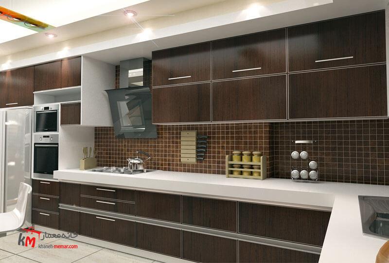 نمونه کارهای طراحی دکوراسیون409-004|خانه معمار